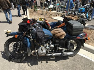 Brewtown Rumble Motorcycle Show - Dowco 9