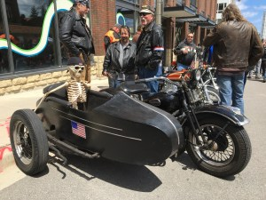 Brewtown Rumble Motorcycle Show - Dowco 10