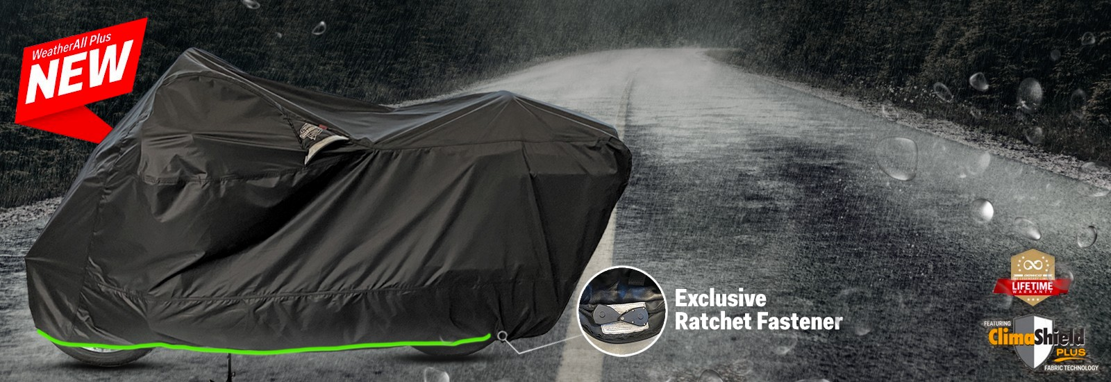 Dowco Waterproof Motorcycle Cover
